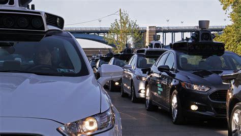 Uber Starts Self-driving Car Pickups In Pittsburgh