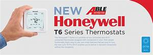 The T Series  U2013 Honeywell U2019s Newest Thermostats  U2013 Able