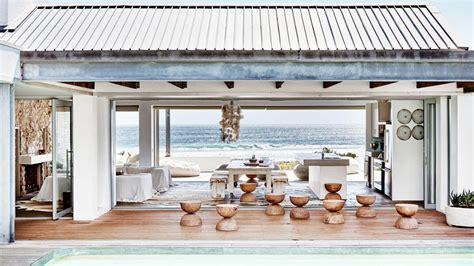 House With Stunning Views In Cape Town, South Africa :  Stunning Beach House In Cape Town, South Africa