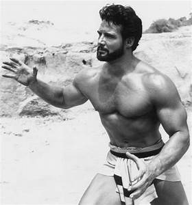 The Steve Reeves Bodybuilding Gallery at Brian's Drive-In ...