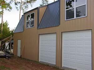 Gambrel steel buildings for sale ameribuilt steel structures for Metal building garage apartment