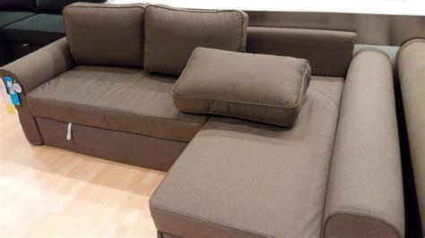 ikea vilasund  backabro review return   sofa bed