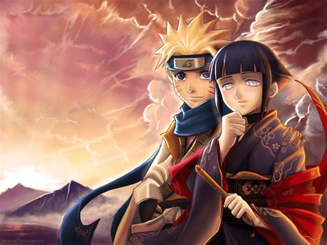 naruto hinata hd image wallpaper  ipad air  cartoons