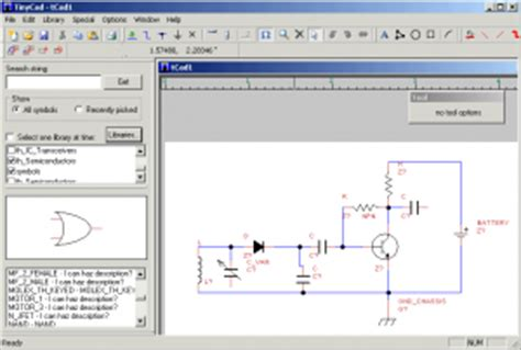 World Technical Download Tinycad Open Source Schematic
