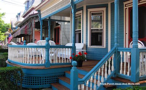 Victorian Porches Victorian Style Homes Cape May Nj