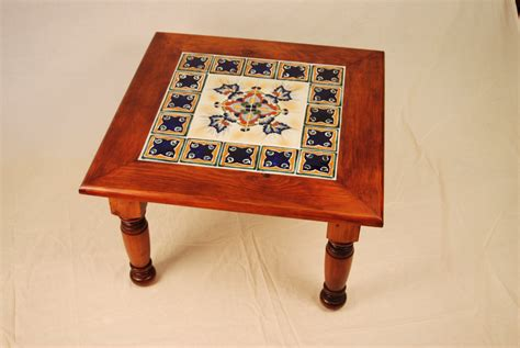 dining table furniture mexican tile dining tables
