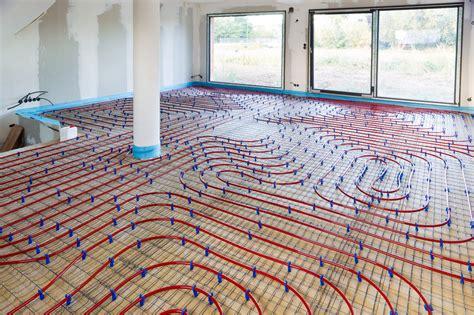 plancher bois cuisine le prix d 39 installation d 39 un chauffage au sol les tarifs