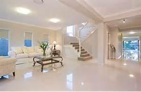 Living Room Tiles Floor Design by April 2010