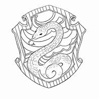 HD Wallpapers Slytherin Coloring Page