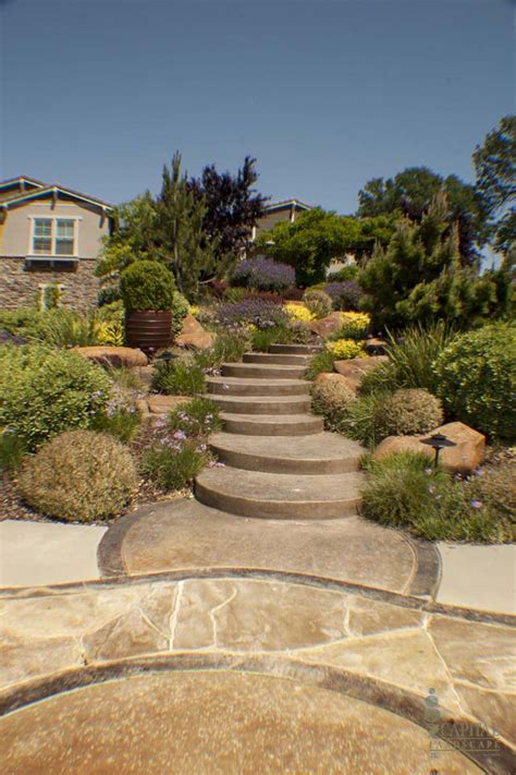 steps for landscaping a yard front yard landscaping stairs pdf