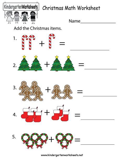 Free Printable Christmas Worksheets  Fun For Christmas