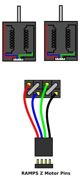Wiring Your Stepper Motors Series