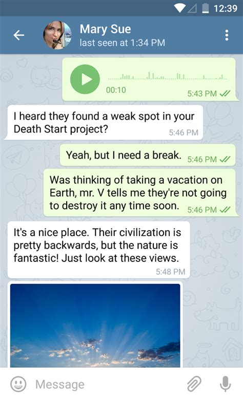 telegram apk free for android