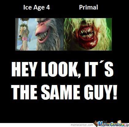 Age Meme - ice age primal by satanen meme center