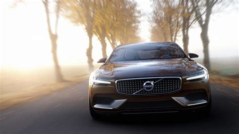 Volvo V40 Cross Country 4k Wallpapers by Volvo Car Unveils Concept Estate At Geneva Motor