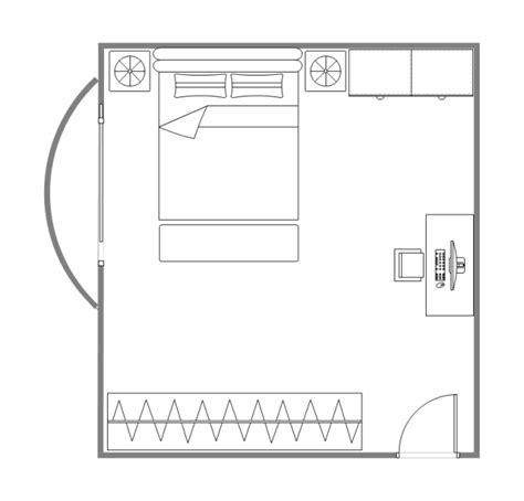 Bedroom Design Layout  Free Bedroom Design Layout Templates