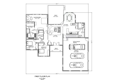 5650 3 bedroom house plans with photos house floor s bedroom bath with garage and ranch house