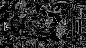 Mayan Pakal Astronaut - Pics about space