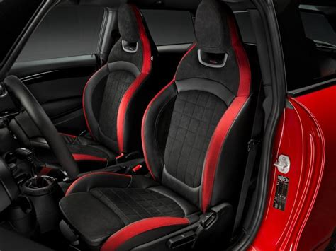 siege recaro mini jcw review 2016 mini hardtop cooper works ny daily