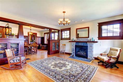 craftsman living room ideas