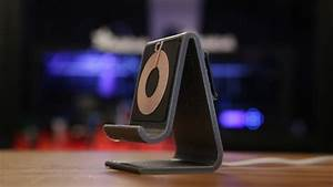 3d Printed Qi Wireless Charging Stand For Mobile Devices