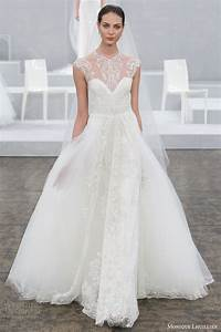 monique lhuillier spring 2015 wedding dresses wedding With monique lhuillier wedding dress
