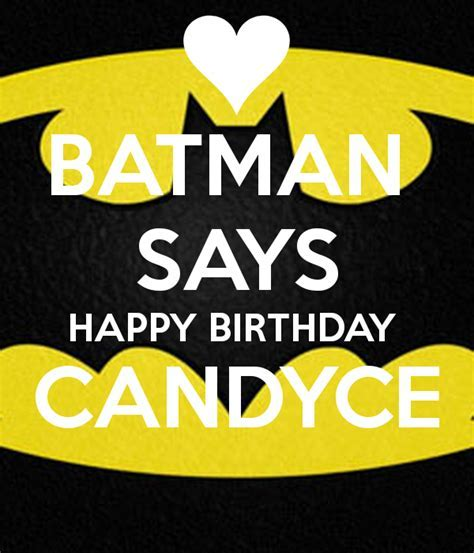 Batman Birthday Quotes. QuotesGram