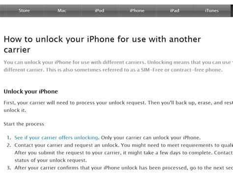 how to unlock an iphone with verizon 4 steps with pictures