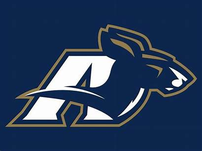 Akron Zips Football University Soccer College Logos