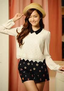 Jessica SOUP 2014 S/S photoshoot BTS   SNSD Pics  Jessica