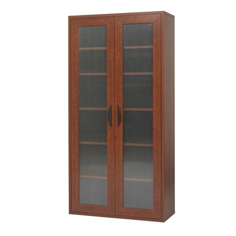 tall storage cabinets with doors furniture handsome tall narrow cabinet with glass doors