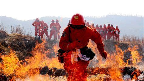 china  review tragedies  natural disasters cgtn