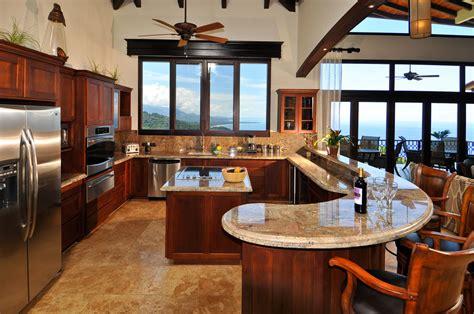 big kitchen designs casa big sur 1650