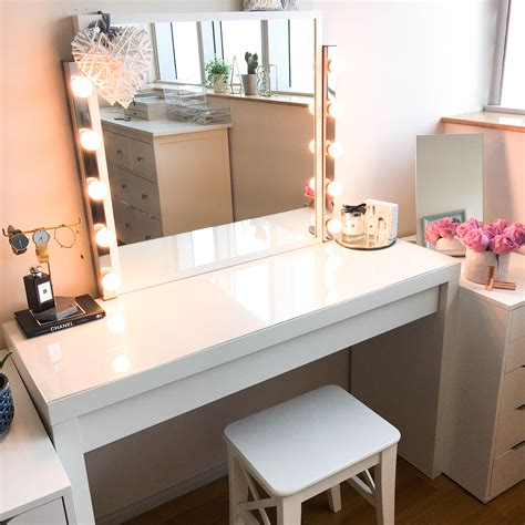 diy vanity mirror ikea my diy dressing table and vanity mirror baker