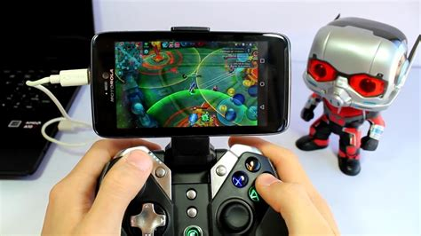 How To Play Mobile Legends With Gamesir Game Controller