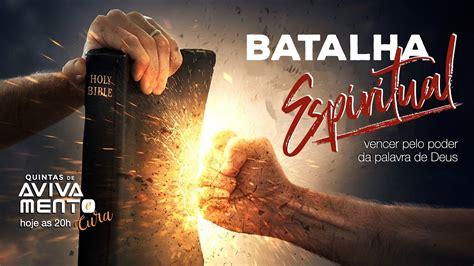 Série Batalha Espiritual Vencer Pelo Poder Da Palavra De