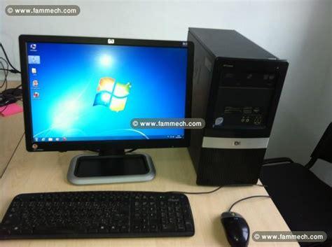 pc bureau promo bonnes affaires tunisie ordinateurs de bureau pc