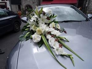 Decoration Voiture Mariage : d coration voiture mariage ivoire id es et d 39 inspiration sur le mariage ~ Preciouscoupons.com Idées de Décoration