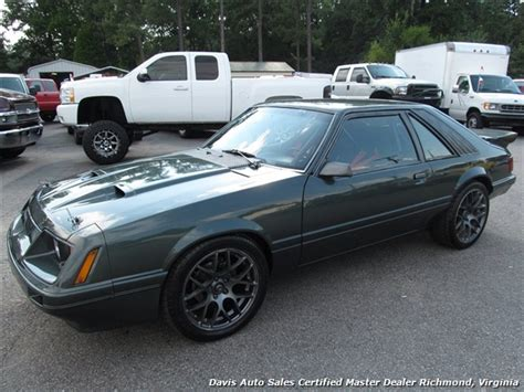 1986 Ford Mustang by 1986 Ford Mustang Lx