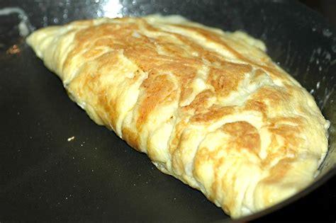 cooking jeux de cuisine omelette pliée en chausson greta garbure