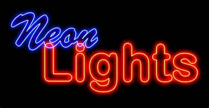 Neon Signs Lights Sign Drawing Gas Custom