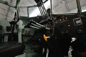 A Tour Inside Halifax Bomber Lv907  U2018friday 13th U2019 At