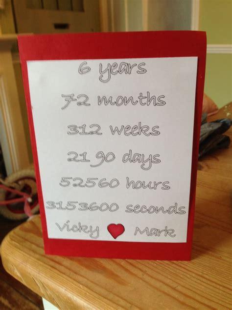 year anniversary card  wedding anniversary