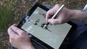 Zeichnen Am Pc Lernen : ipad stift zum malen zeichnen morpheus labs alpha stylus demo teil 1 youtube ~ Markanthonyermac.com Haus und Dekorationen