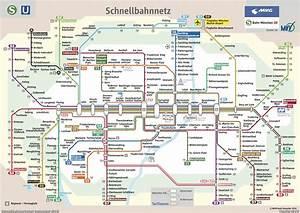 Mvv München Plan : u bahn m nchen schnellbahnnetz von 1972 bis heute ~ Buech-reservation.com Haus und Dekorationen