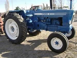 Refacciones P   Tractores Ford Todos Los Modelos