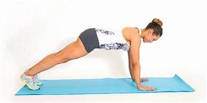 Press Push Ups Exercises Building Hands Easy
