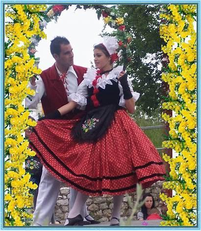 Costume Costumes Nicois Femme Diverse Homme Soiree