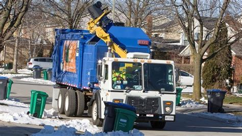 city of kitchener garbage collection storify added week 1 of garbage collection was