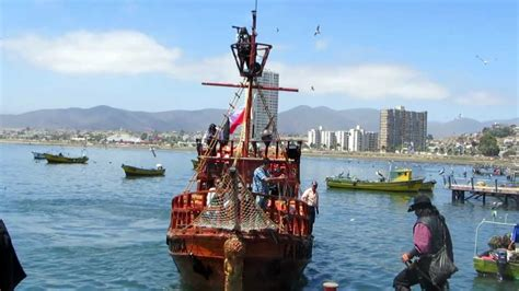 Barco Pirata Coquimbo by Barco Pirata Coquimbo Youtube